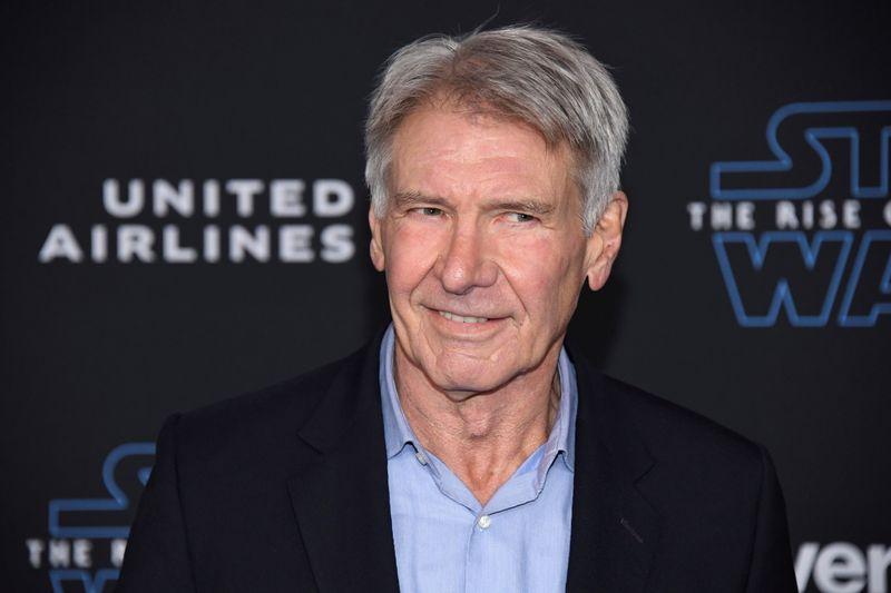 """Harrison Ford machuca ombro nos bastidores de novo filme do """"Indiana Jones"""""""