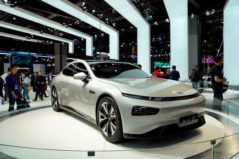 Fabricante chinesa de veículos elétricos deve captar até US,1 bi em IPO nos EUA