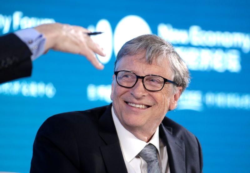 Bill Gates investe US mi em empresa de antenas de satélites