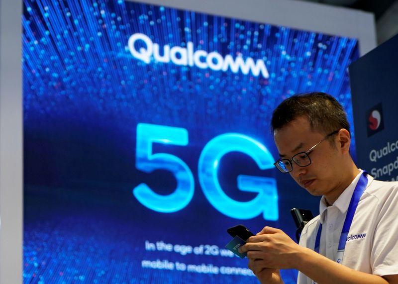 Qualcomm aumenta apostas em notebooks e smartphones 5G