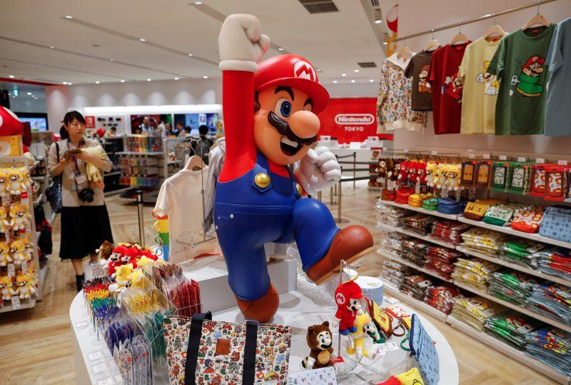 Nintendo relançará jogos do Mario no aniversário de 35 anos do personagem