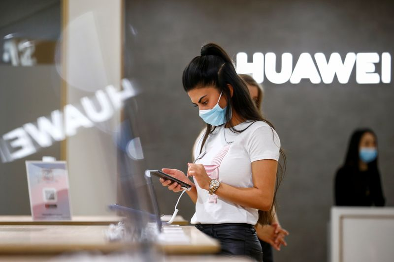 Huawei lançará sistema operacional Harmony para smartphones no próximo ano