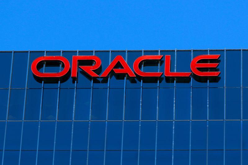 Oracle tem receita acima do esperado ajudada por serviço de nuvem
