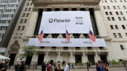 Empresa de análise de dados Palantir dispara em estreia em NY, avaliada em US$22 bi