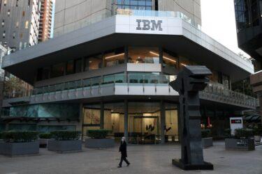 Computação em nuvem impulsiona resultado da IBM no 3º tri