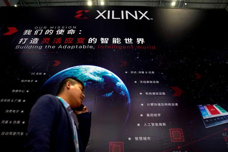 AMD faz acordo para comprar rival Xilinx por US bi