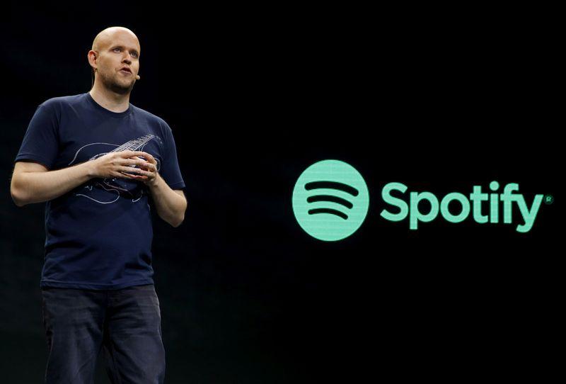 Spotify tem crescimento de assinantes acima do esperado