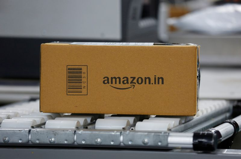 Amazon demite dezenas de funcionários de projeto de drones, diz jornal