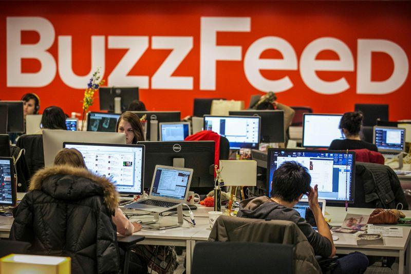 Verizon venderá site de notícias HuffPost para BuzzFeed