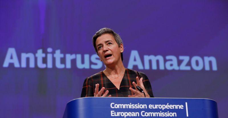 Reunião entre chefe digital da UE e gigantes da tecnologia é adiada