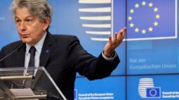 Gigantes da tecnologia sofrerão punições se violarem novas regras da UE