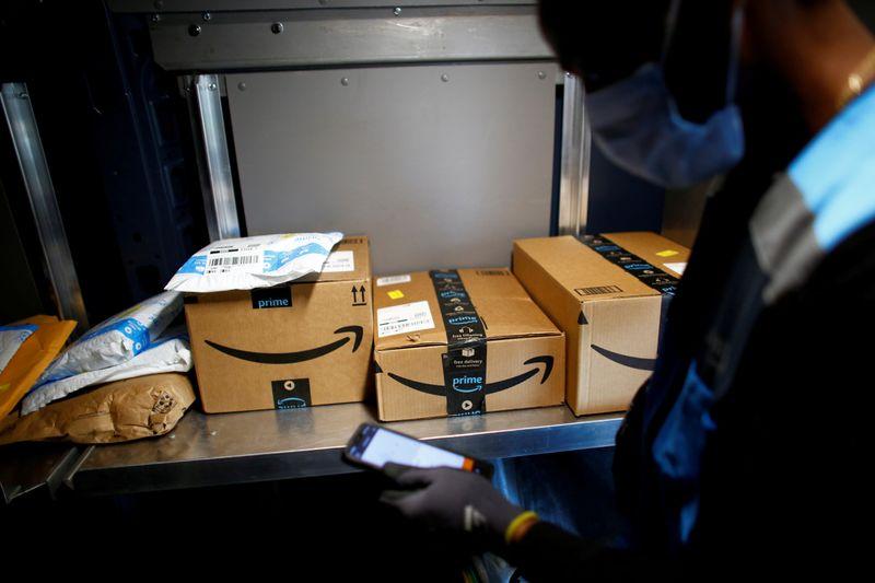 Amazon diz que vendedores de marketplace comercializaram mais de US$4,8 bi no fim de semana
