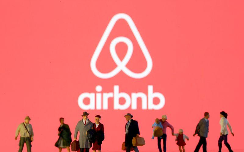 Airbnb aumenta faixa de preço de IPO