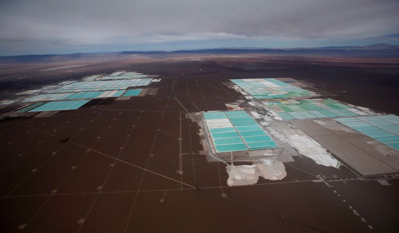 Chilena SQM faz acordo de 8 anos para fornecer lítio para baterias da LG Energy