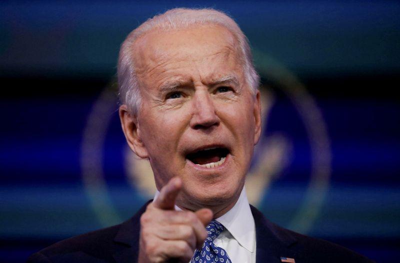 Biden diz não ver evidências de que ataque hacker contra EUA foi controlado