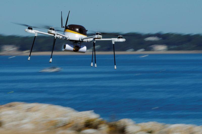 Agência dos EUA aprova regras para entregas de encomendas por drones