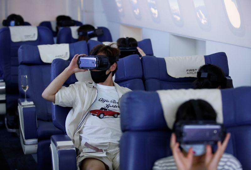 Empresa japonesa oferece viagens em realidade virtual