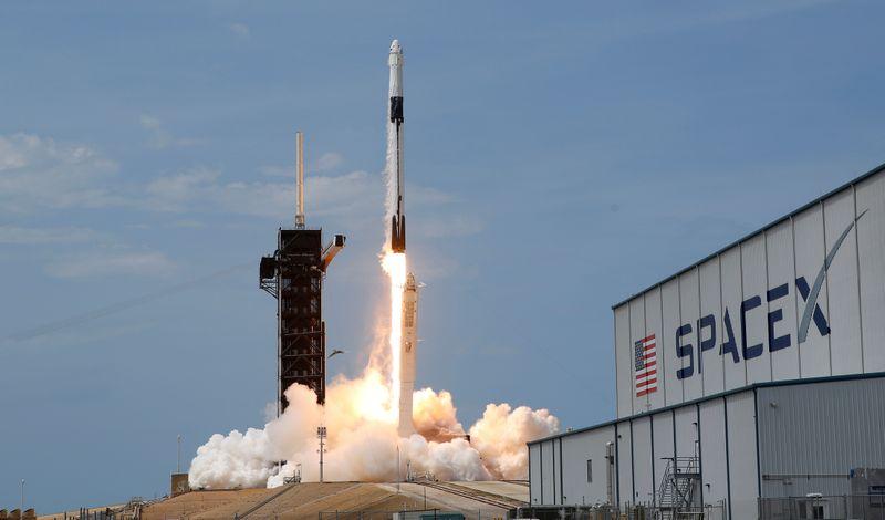 SpaceX Capta US,9 bi em rodada de investimento