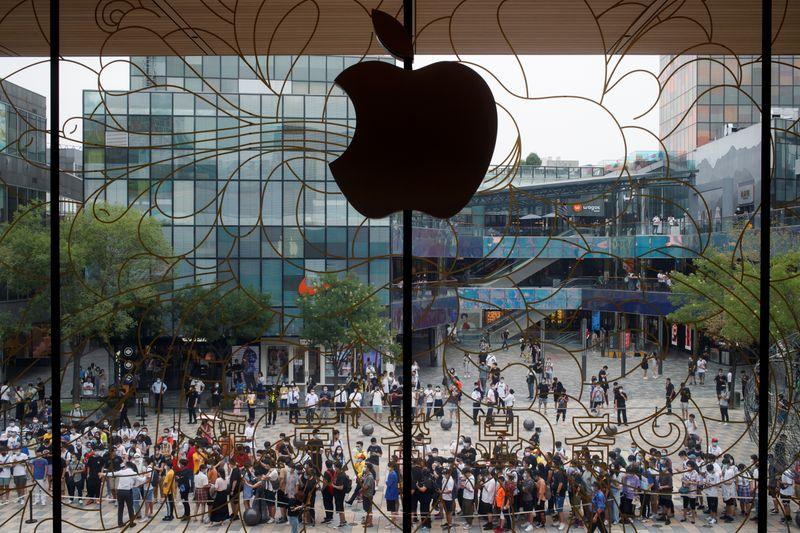 Apple atinge valor de mercado de US trilhões
