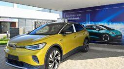 SUV elétrico da Volkswagen abre nova frente de batalha contra a Tesla