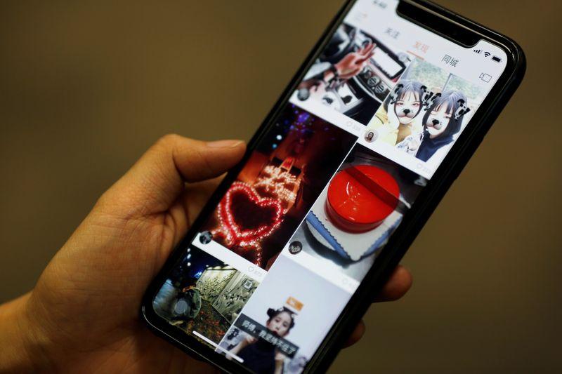 Aplicativo chinês de vídeos Kuaishou inicia IPO que pode avaliá-lo em US bi