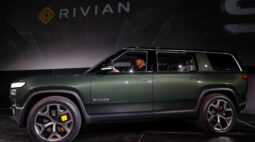 Startup de veículos elétricos Rivian recebe investimento de US$2,65 bi