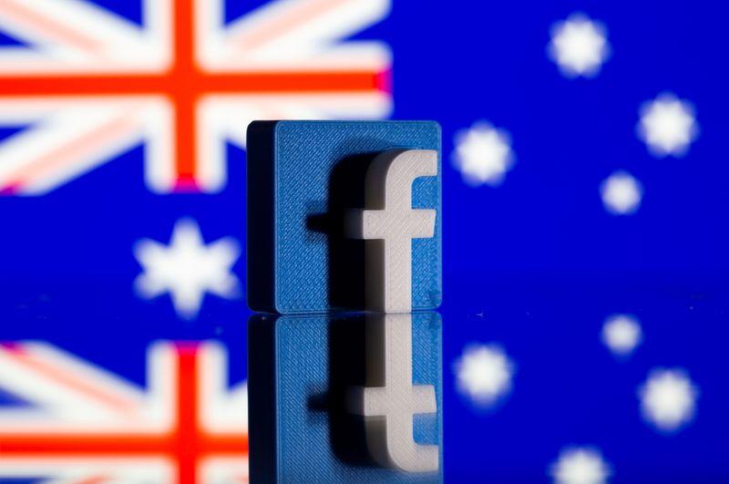 Facebook se reaproxima da Austrália após alinhamento a leis de mídia