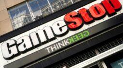 Ação da GameStop caminha para segunda melhor semana