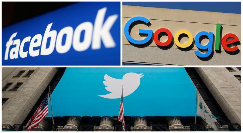 Presidentes de Facebook e Google defendem reforma de lei dos EUA que regula internet