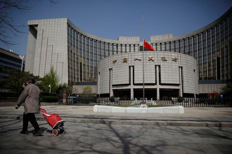 China propõe regra global para moedas digitais de bancos centrais