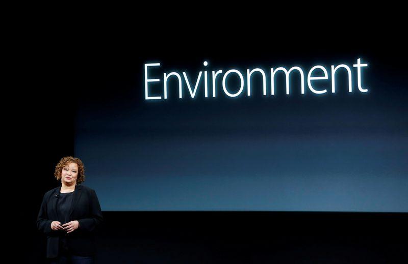 Apple cria fundo para 'florestas produtivas', amplia esforço de reduzir carbono