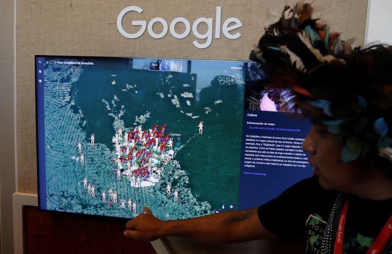 Novo recurso do Google Earth mostra mudanças climáticas das últimas décadas