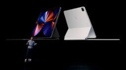 Apple revela novo iPad Pro e iMacs mais finos com chips próprios