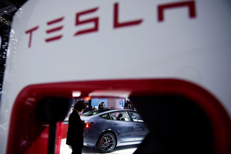 Tesla é pressionada pela China após reclamação de cliente