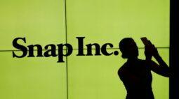Snap tem novos usuários e receita acima do esperado no trimestre