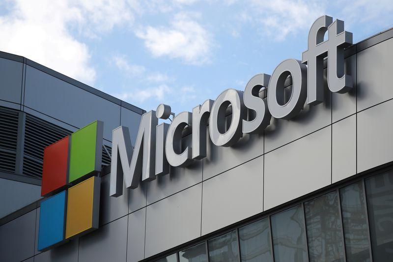 Microsoft tem resultado acima do esperado com força de computação em nuvem