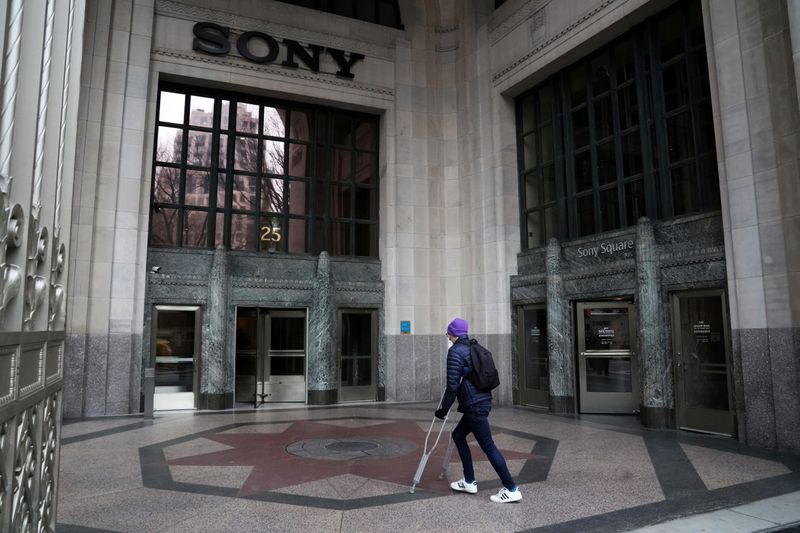 Sony espera queda no lucro com redução de isolamento social