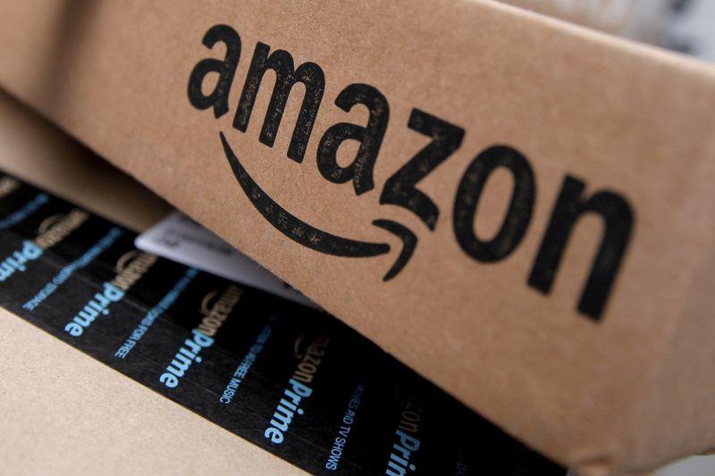Vendas da Amazon no 1º tri ficam acima do esperado