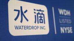 Ações da Waterdrop desabam em estreia na Bolsa de Nova York