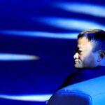 Jack Ma faz rara visita à sede do Alibaba em Hangzhou