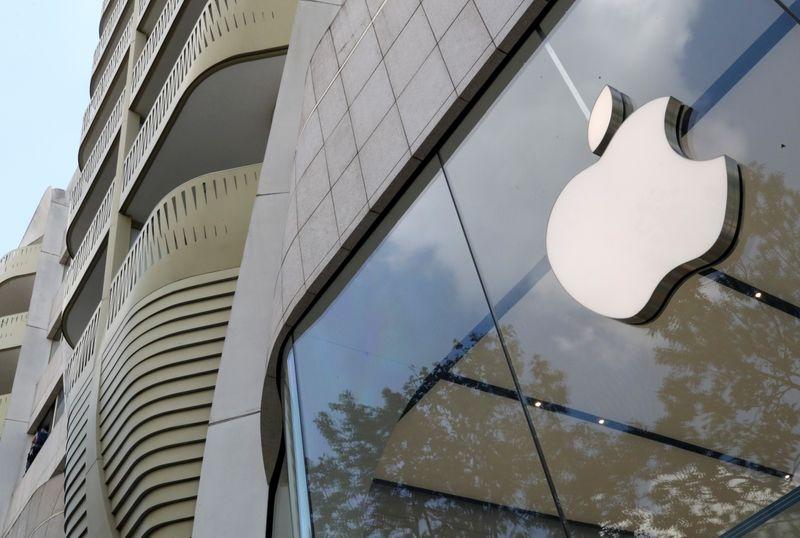 Ações da Apple avançam com rumores sobre plano de oferta de parcelamento de produtos