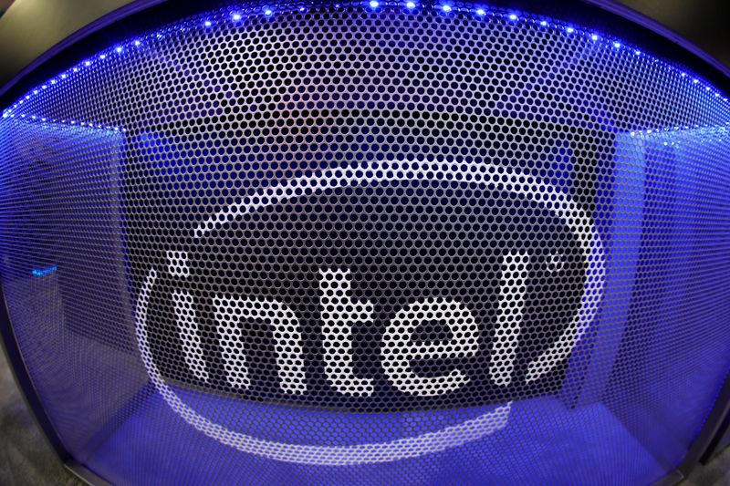 Intel eleva previsão de receita para o ano