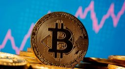 Bitcoin chega a subir 12,5% com movimentos técnicos e comentários de investidores