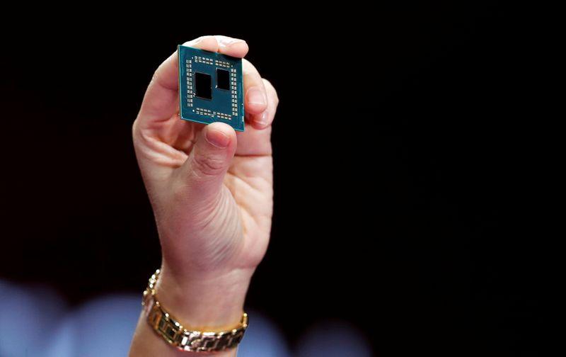 AMD prevê desempenho trimestral acima das projeções