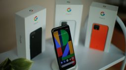 Google anuncia chip próprio em próximos celulares Pixel