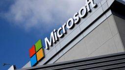 Microsoft tem receita trimestral acima do esperado