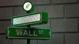 Receita da Robinhood sobe com impulso de criptomoedas