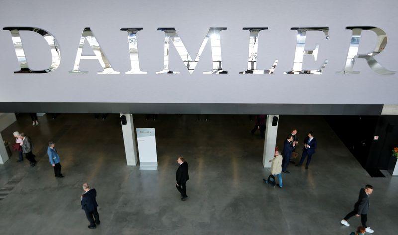 Daimler vai pagar patentes para Nokia e encerrar disputa nos tribunais