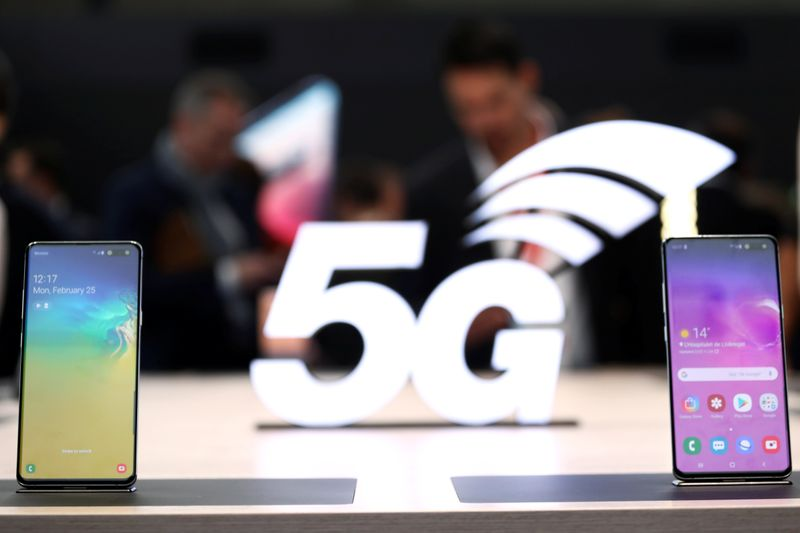 Samsung entra em setor de redes 5G na Europa com acordo com Vodafone na Inglaterra