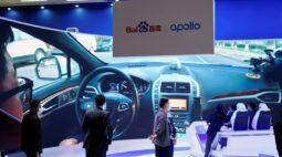 Braço do Baidu quer oferecer robotáxis para 3 milhões de usuários em 2023